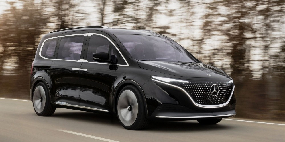 Mercedes-Benz EQT: Hochdachkombi mit Hipster-Qualitäten