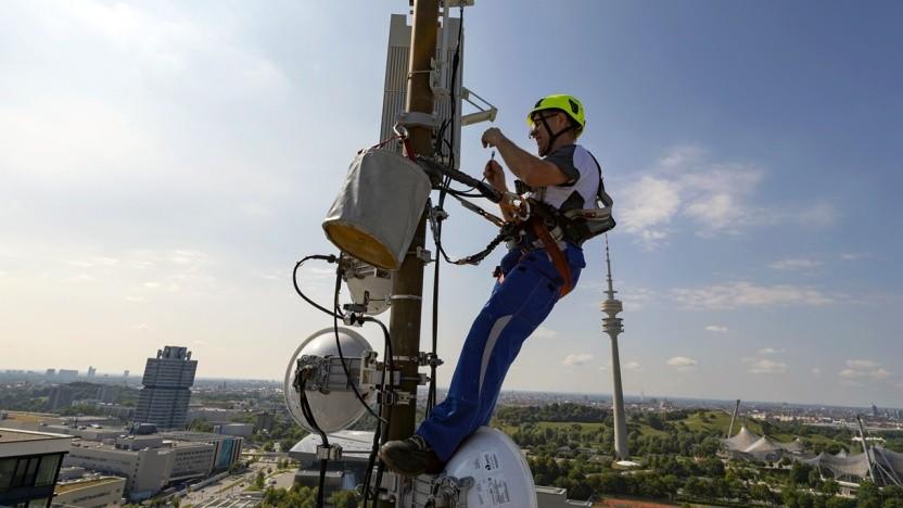 Bündelung am Konzernhauptsitz von Telefónica Deutschland