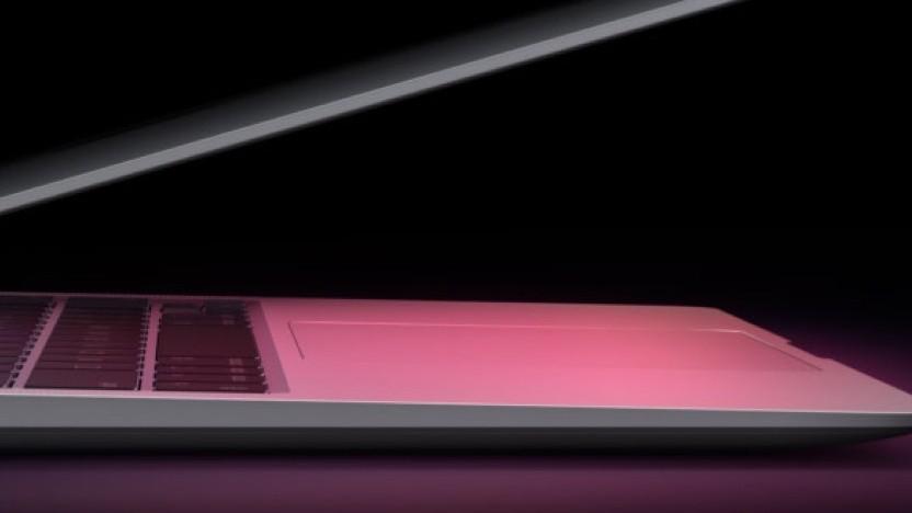 Kommen künftige Macbooks mit farbigen Gehäusen?