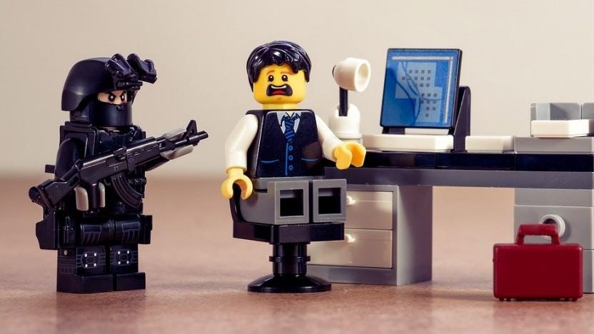 Kriminelle machen sich im Internet zu schaffen.