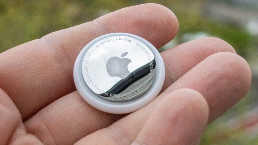 Apples Bluetooth- und UWM-Tracker Airtag