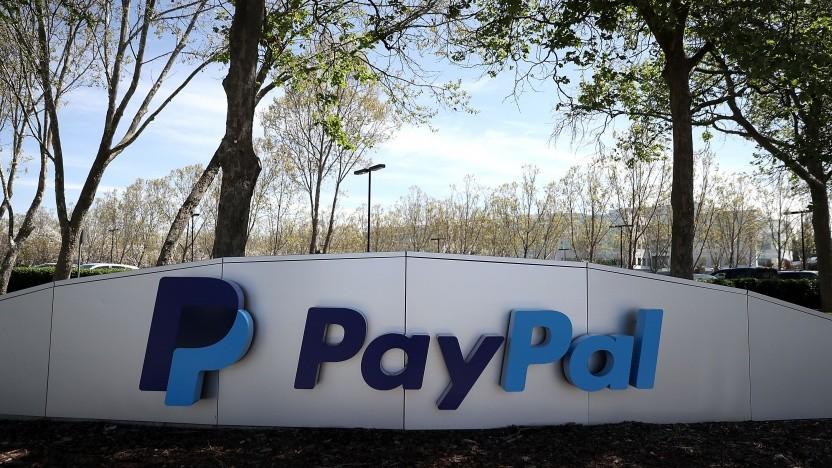 Paypal-Hauptsitz in den USA