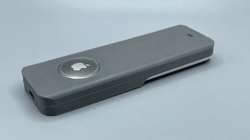 Airtag-Hülle für Apple TV Siri Remote