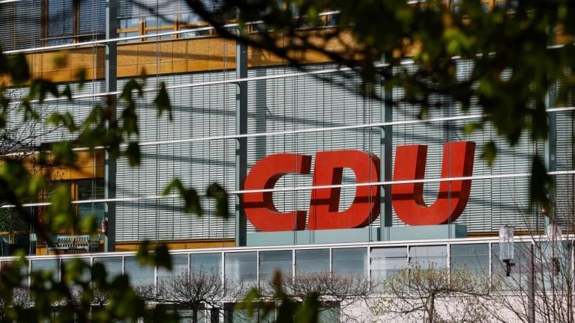 Die Wahlkampf-App der CDU gab personenbezogene Daten preis.