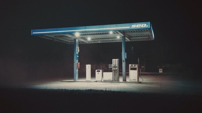 Zwischenzeitlich gab es an manchen Tankstellen in den USA Engpässe.