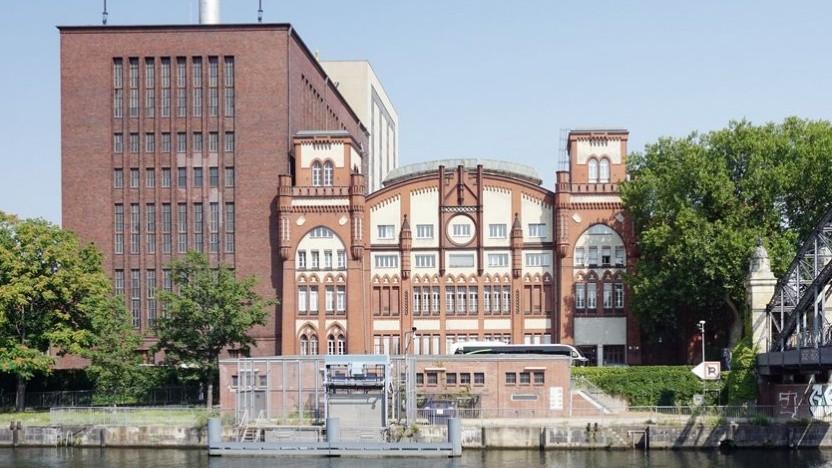 Der Hauptsitz des Atomstrom-Konzerns in Berlin