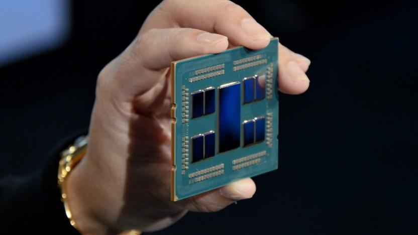 Bei den Epyc-CPUs wird das I/O-Die mit 12 nm von GloFo produziert.