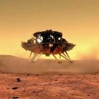 Zhurong: Erste chinesische Marssonde mit Rover erfolgreich gelandet