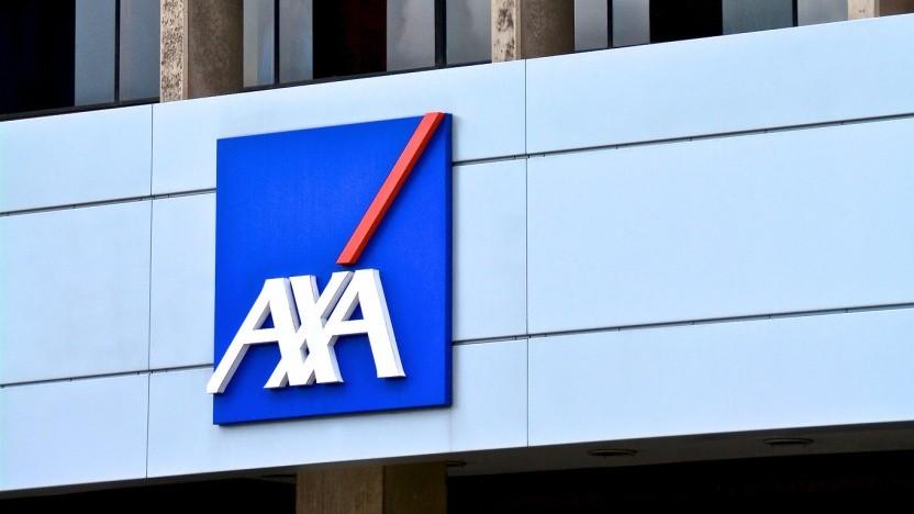 Der Versicherungskonzern Axa bietet auch Cyberversicherungen an.