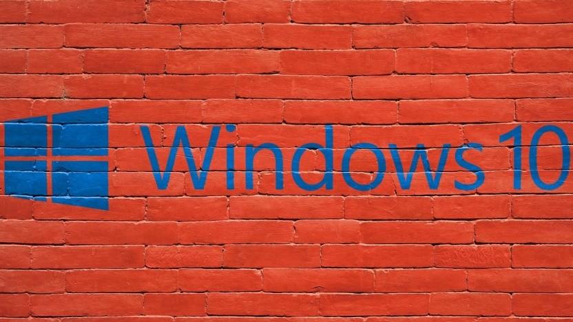 Mai-Update für Windows 10 macht Probleme.