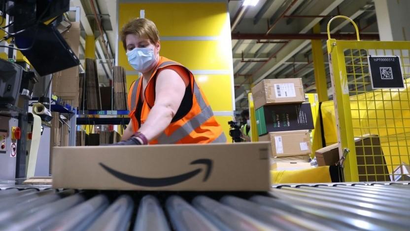 Amazon verschickt aktuell kaum noch Produkte von Aukey.