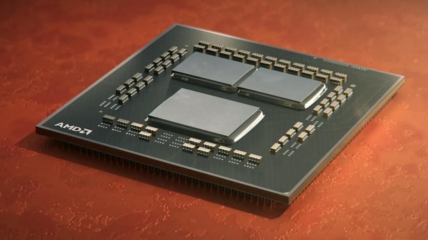 Ein Ryzen 5000 mit I/O-Die und zwei CPU-Chiplets