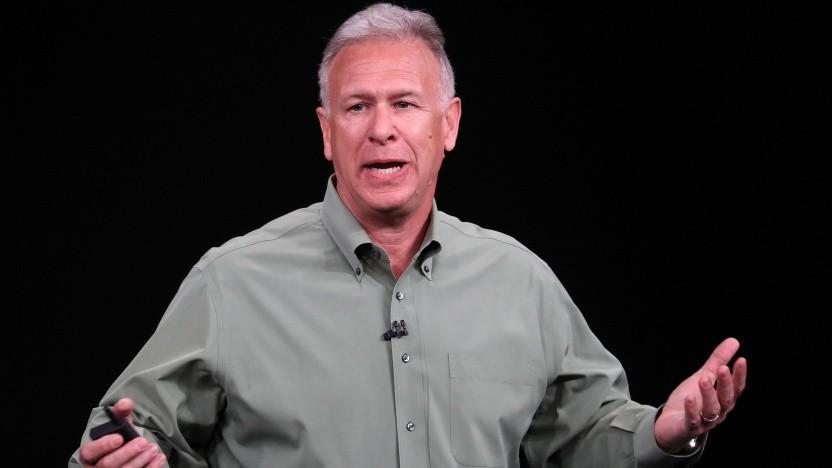 Apple-Manager Phil Schiller
