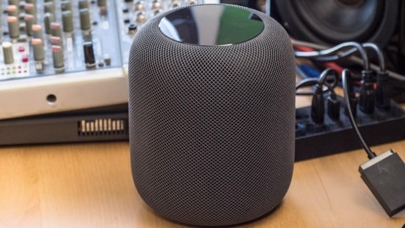 HD-Musik von Apple Music kann der Homepod nicht abspielen.