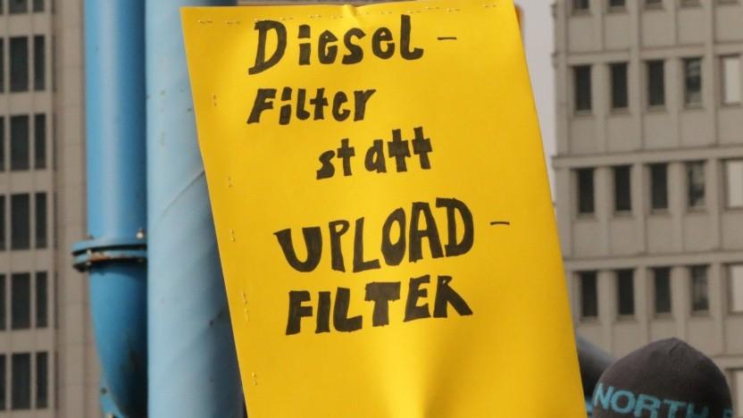 Die umstrittenen Uploadfilter konnten am Ende nicht verhindert werden.