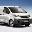 Elektroauto: Opel kündigt Brennstoffzellen-Lieferwagen an