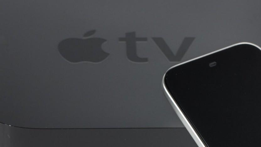 Apple bietet eine Farbkalibrierung für Apple TV an.
