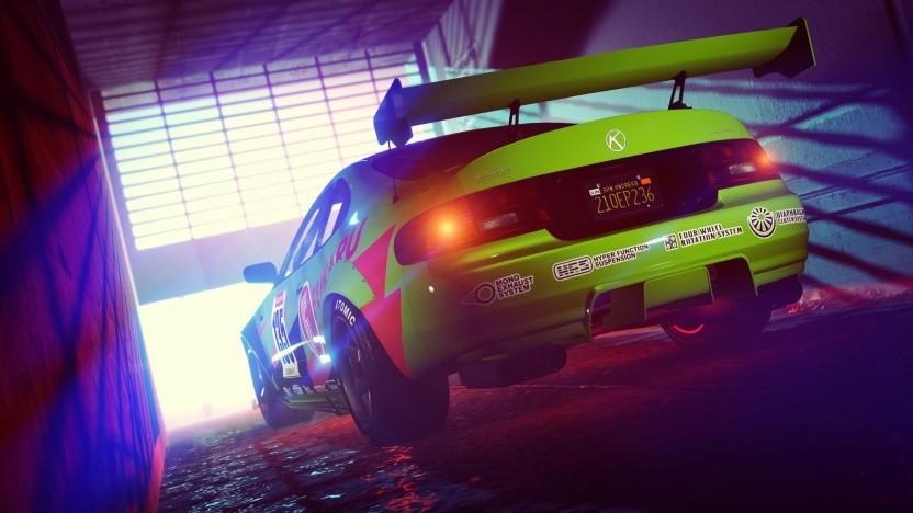 Artwork von GTA Online