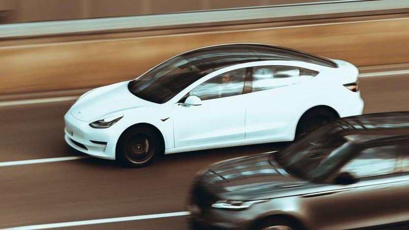 Tesla Model 3 (Symbolbild)