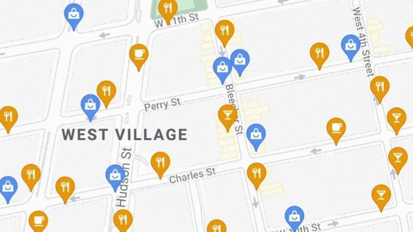 Neue Funktionen für Google Maps geplant