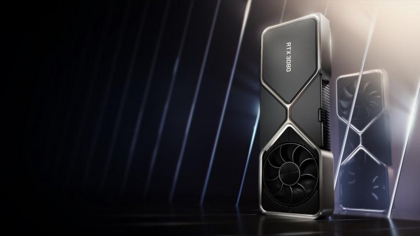 Geforce RTX 3080 als Founder's Edition