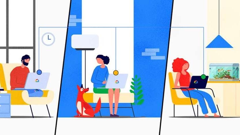Google Workspace bekommt unter anderem neue Funktionen, die die Zusammenarbeit aus der Ferne erleichtern sollen.