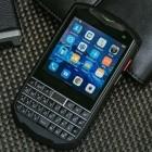 Smartphone: Blackberry-Klon Titan Pocket ist finanziert