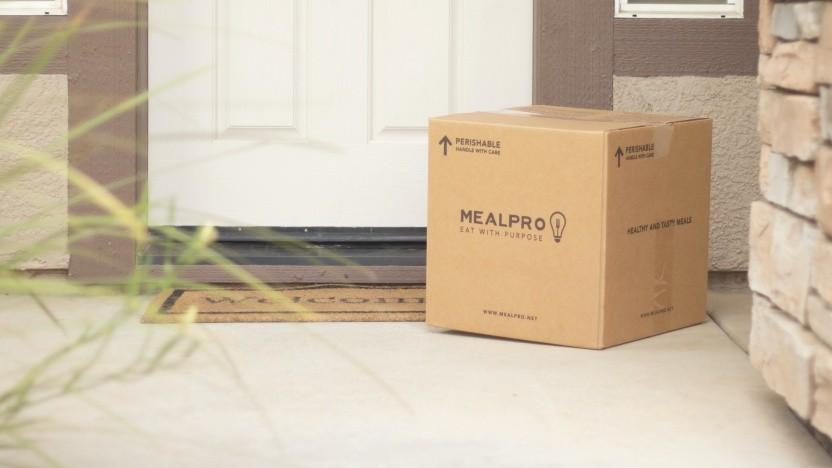 Wenn Pakete einfach abgestellt werden, ist der Empfang schwer nachzuweisen.