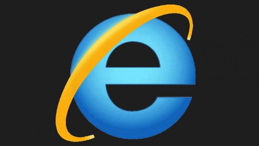 Logo des Internet Explorer 11