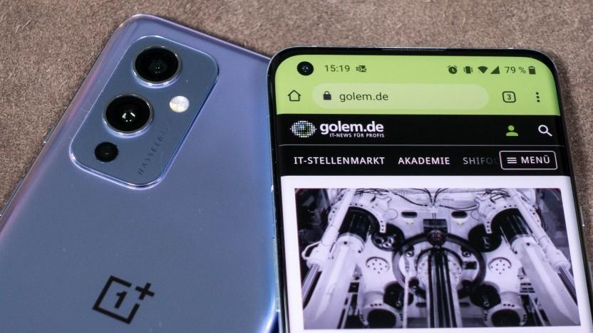 Beim Oneplus 9 und 9 Pro kommt es zu schweren Problemen bei der Installation der Android-12-Betaversion.