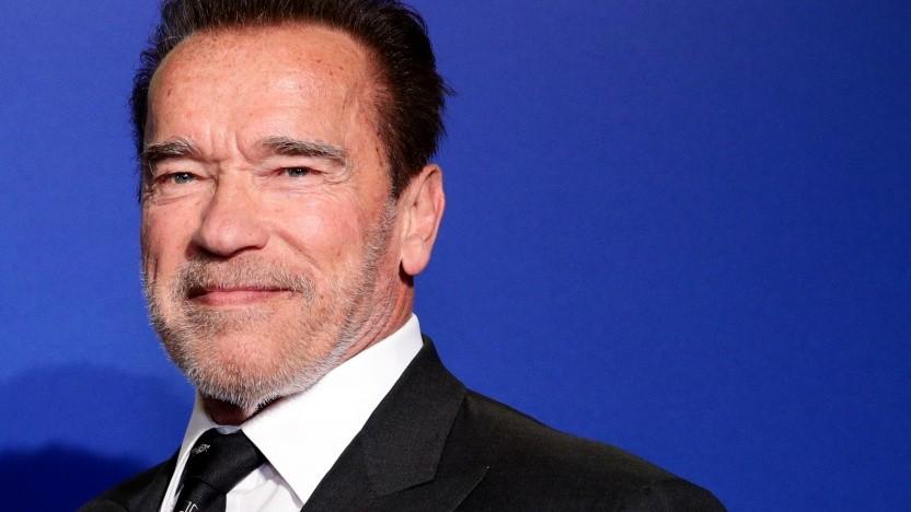 Arnold Schwarzenegger freut sich auf seine neue Rolle.