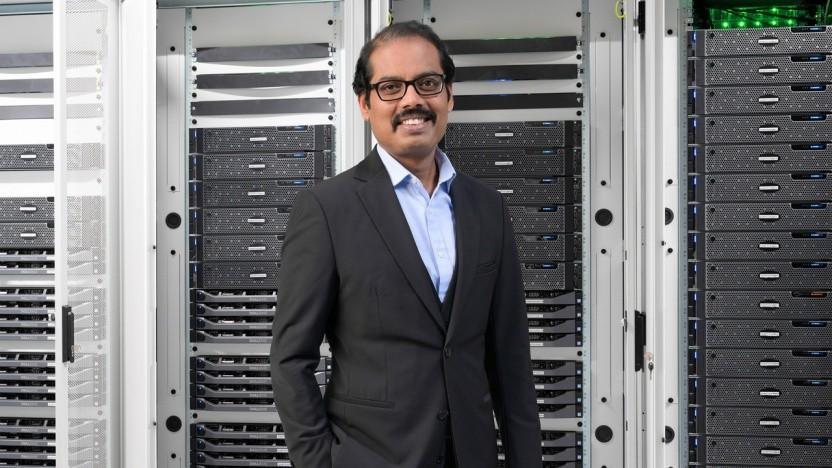 Technikchef Mallik Rao mit 5G Stand Alone Core