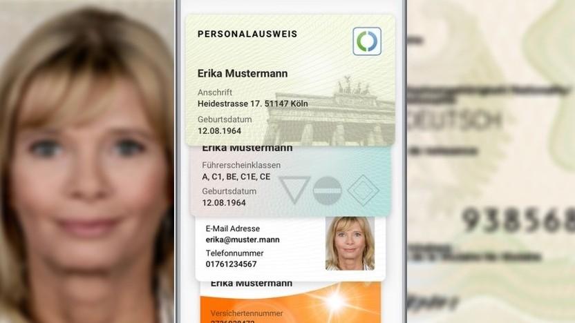 Die Personalausweis-App soll als elektronischer Identitätsnachweis gelten.