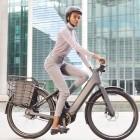 Carbon-Rahmen: Canyon Precede:On ist ein E-Cityrad mit abnehmbarem Akku
