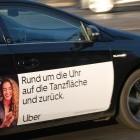 Fahrdienst: Uber verliert Berufungsverfahren gegen Taxi-Branche