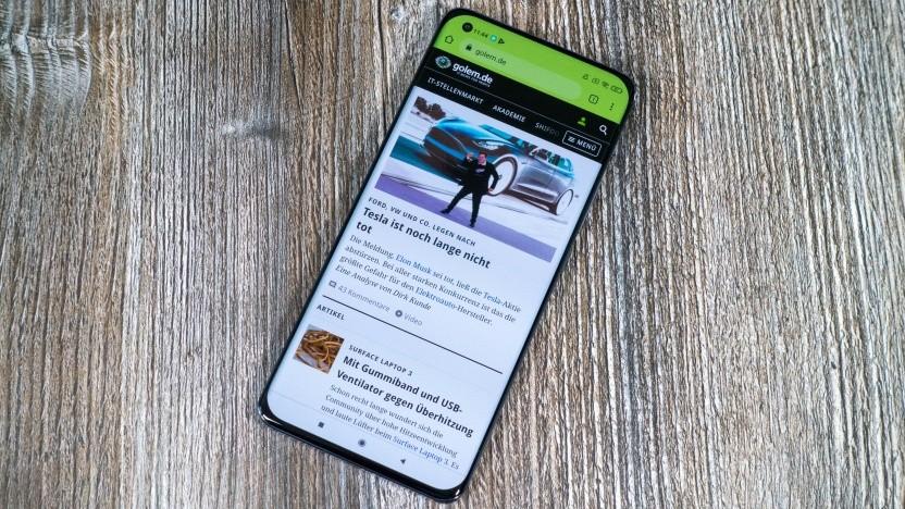 Das Xiaomi Mi 11 ist heute noch zum Sonderpreis erhältlich.