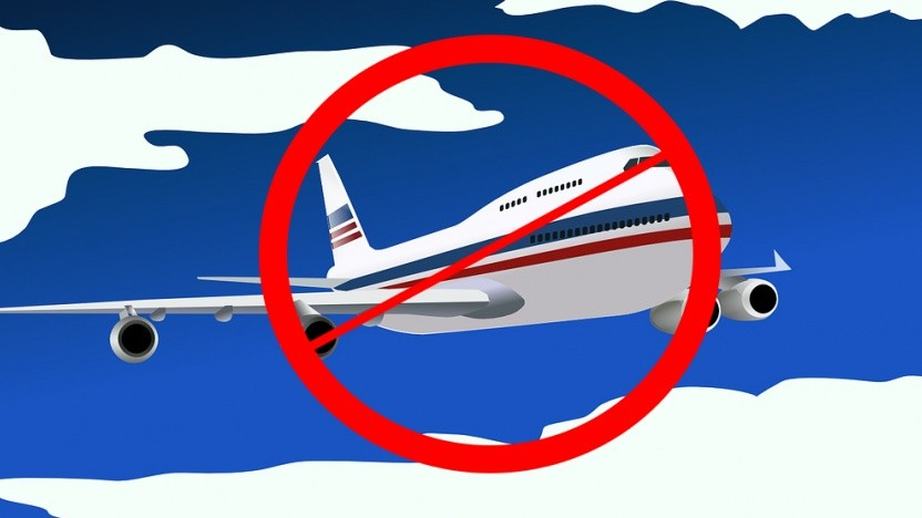 Einige Flüge mussten wegen des Softwareausfalls unterbrochen werden.