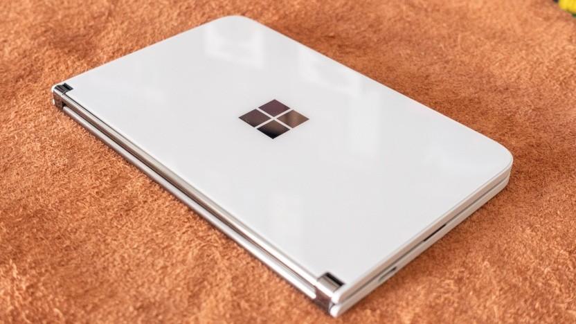 Das Surface Duo von Microsoft
