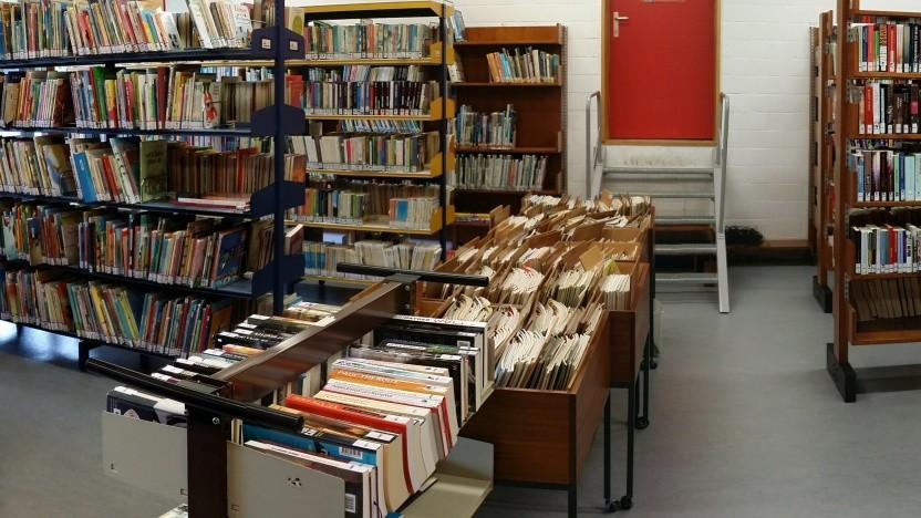 Nicht jede Bibliothek ist ein Showcase.