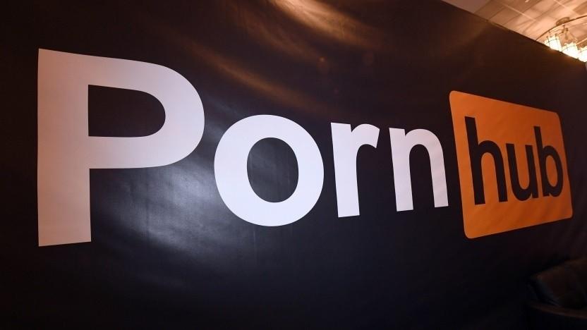 Logo von Pornhub