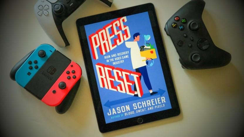 Press Reset von Jason Schreier (E-Book)