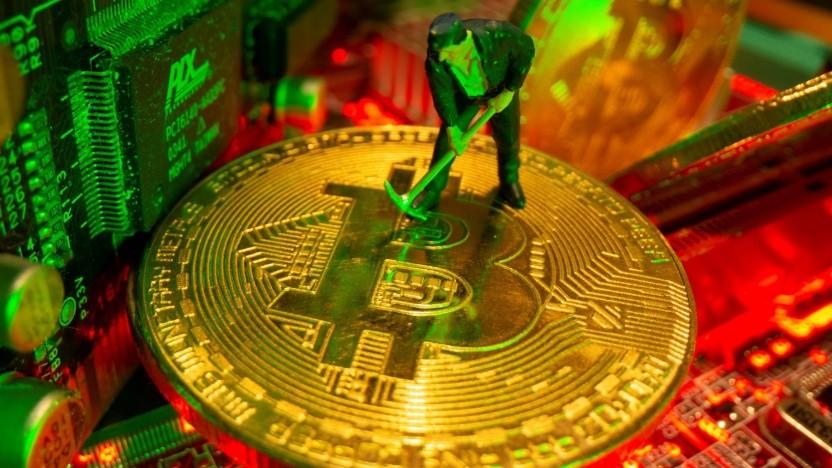 Kryptomining (Symbolbild): Der Iran umgeht das Handelsembargo mit Kyryptowährungen.