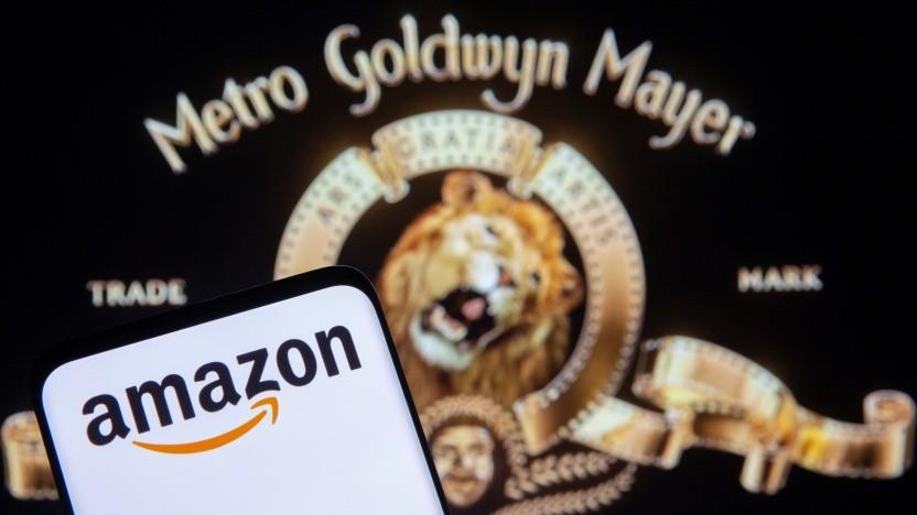 Amazon zahlt 8,45 Milliarden US-Dollar für MGM.