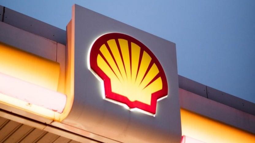 Shell-Tankstelle (Symbolbild)