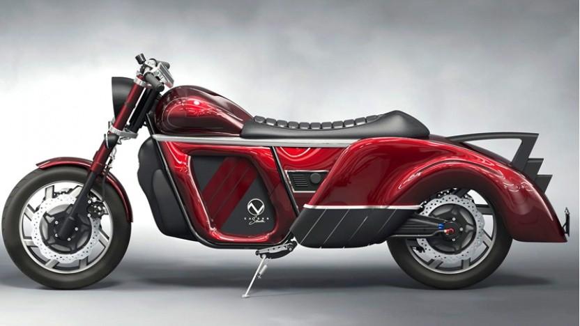 Zaiser Motors Elektromotorrad