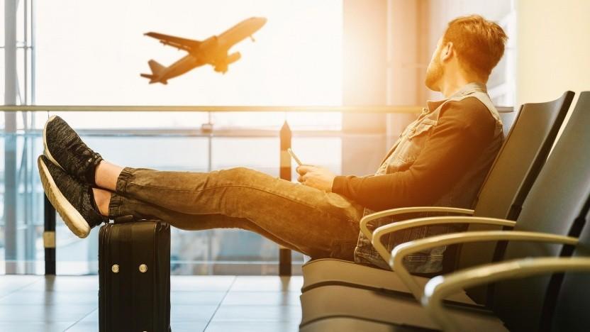 Flugreisender