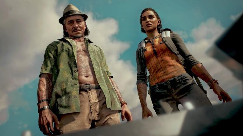 Juan Cortez und Clara Garcia in Far Cry 6