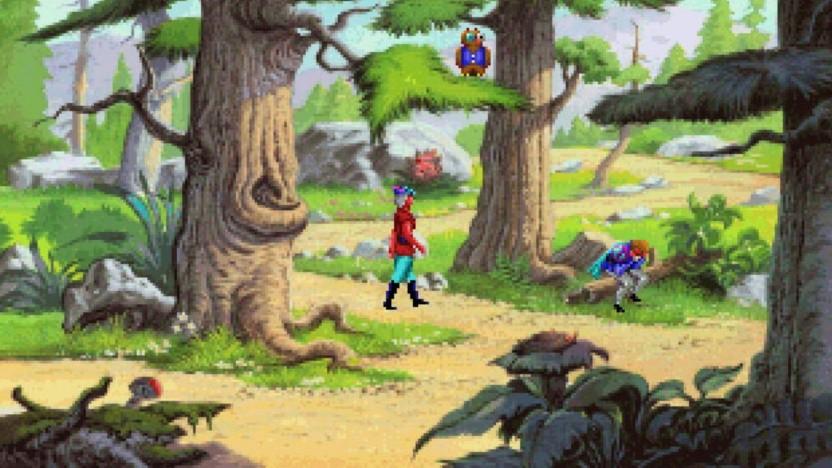 Artwork von King's Quest