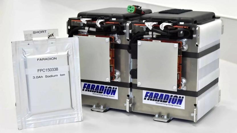 Die ersten Natrium-Ionen-Akkus gehen noch 2021 in Produktion.