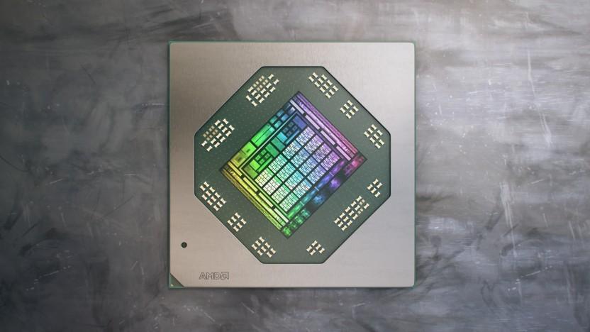 Navi-23-Chip der Radeon RX 6600M